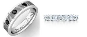 both wedding ring
