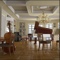 music room color