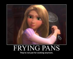 frying pan still