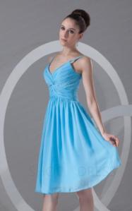 ice blue prom
