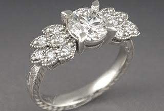 Antique Engagement Ringsb