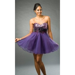 Beautiful-Cute-Pink-Organza-Sweetheart-Flower-Glitter-Prom-Dresses-Knee-length-A-Line_pid_22964_1270-800x800
