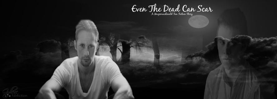 Even The Dead Can Scar Banner