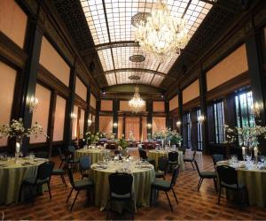 Longwood Gardens ballroom
